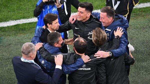 Тренеры Зенита