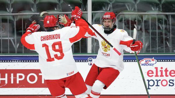 Никита Чибриков и Даниил Лазутин (слева направо)