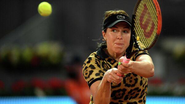Теннисистка Анастасия Павлюченкова (Россия)