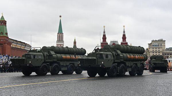 Зенитные ракетные комплексы С-400 Триумф