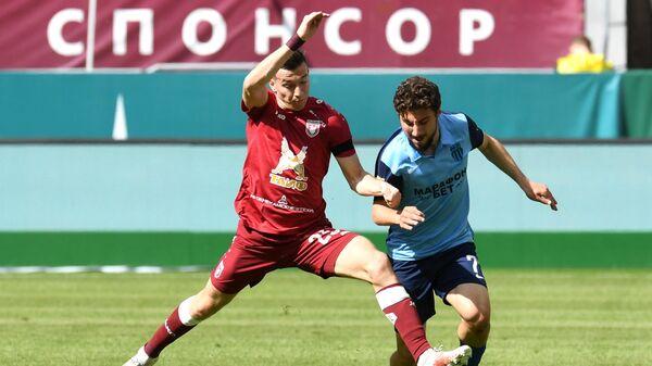 Денис Макаров и Зурико Давиташвили (слева направо)