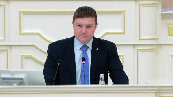 Депутат Заксобрания Петербурга Алексей Цивилев