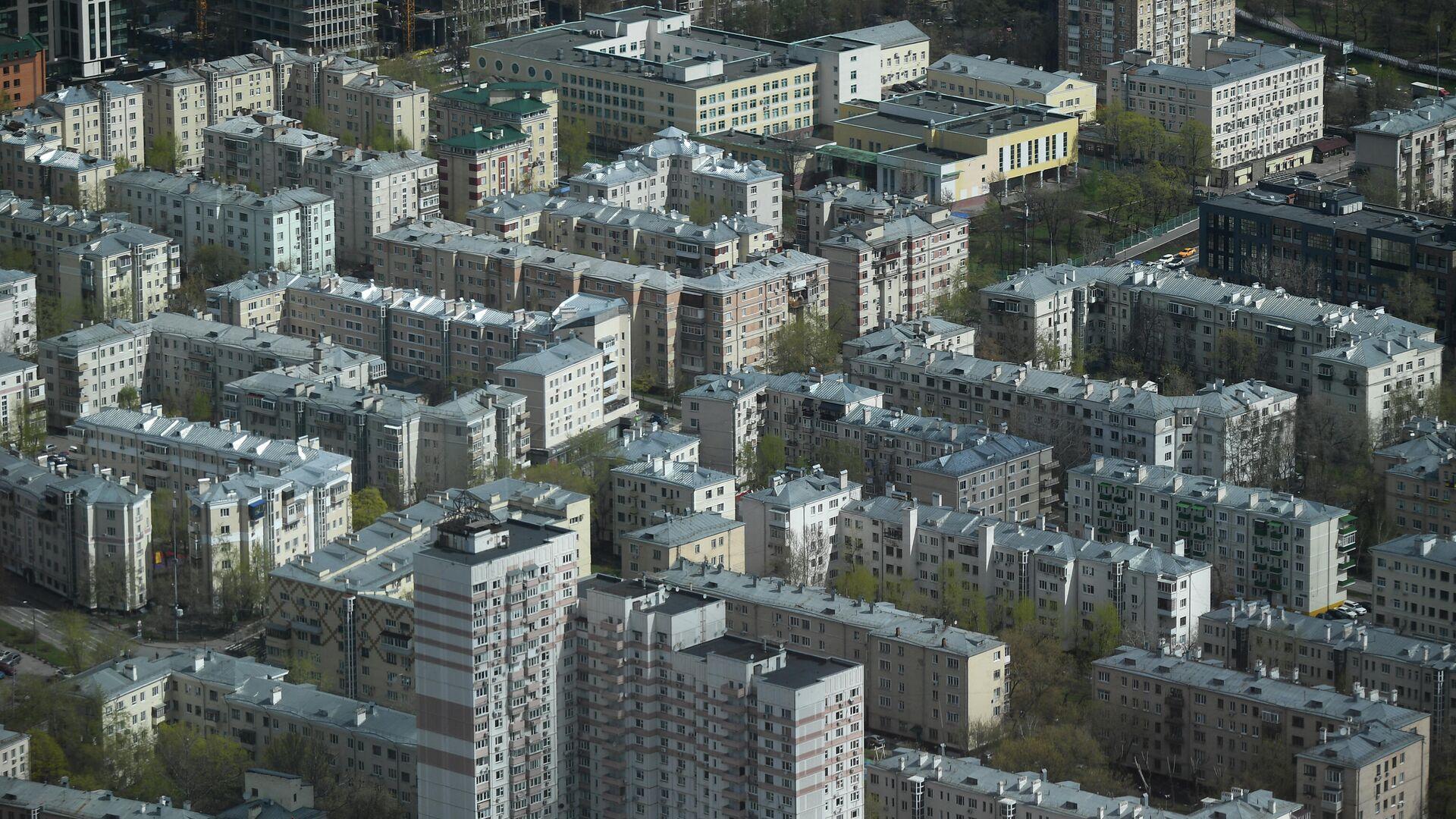 Виды Москвы - РИА Новости, 1920, 01.06.2021
