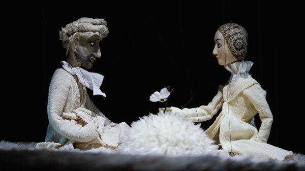 Сцена из спектакля Ходжа Насреддин