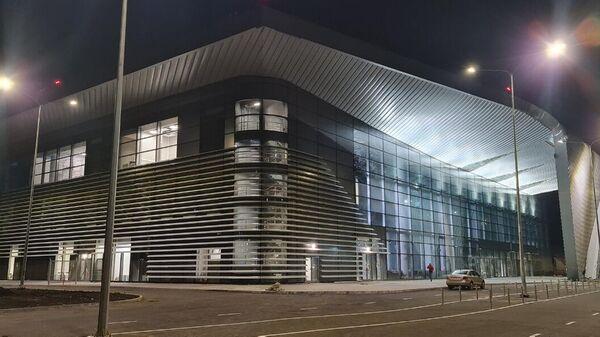 Новый терминал аэропорта Кемерово