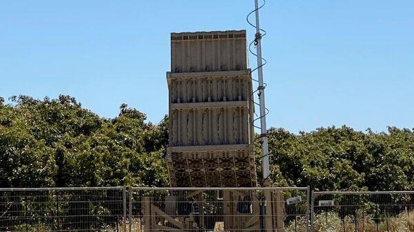 Батарея противоракетной обороны Железный купол в Израиле