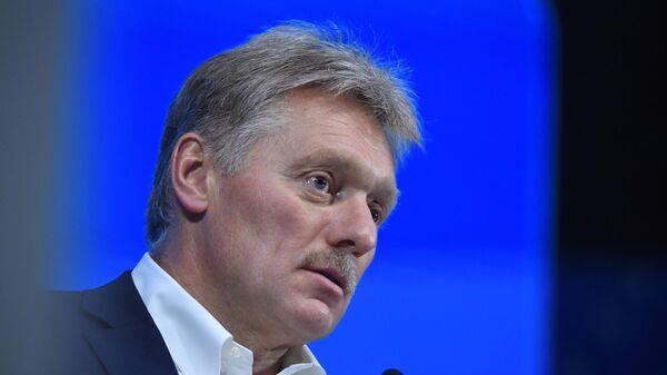 В Кремле ответили на вопрос о возможности локдауна