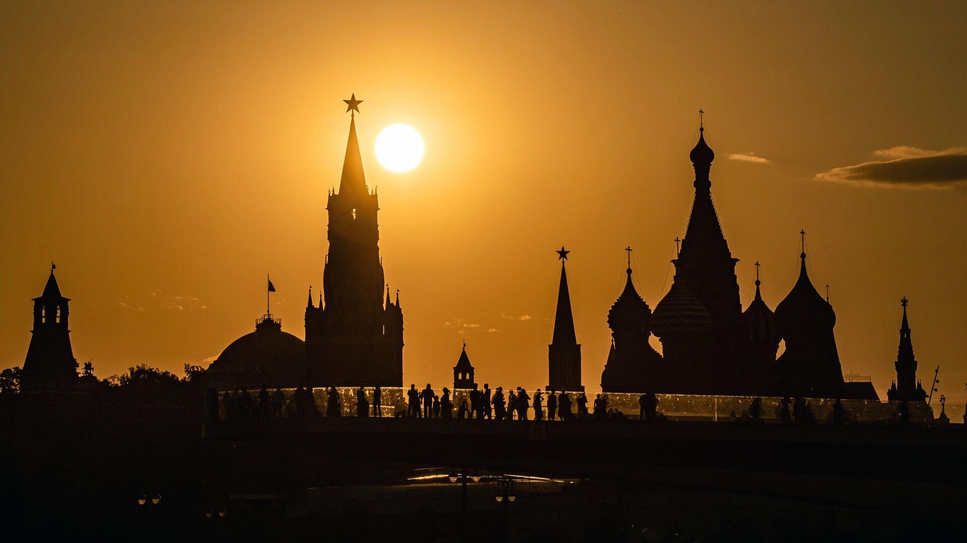 Московский Кремль - РИА Новости, 1920, 08.07.2021