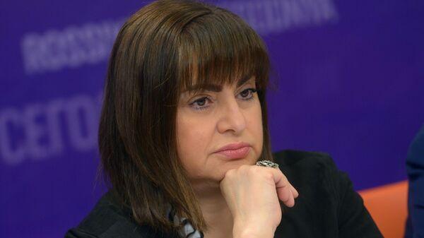 Этери Левиева: на журналистах лежит огромная ответственность