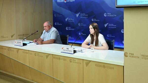 В рамках проекта SputnikPro прошла лекция для студентов из Монголии