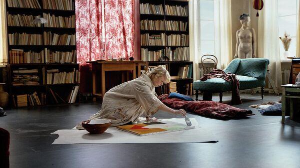 Кадр из фильма Туве