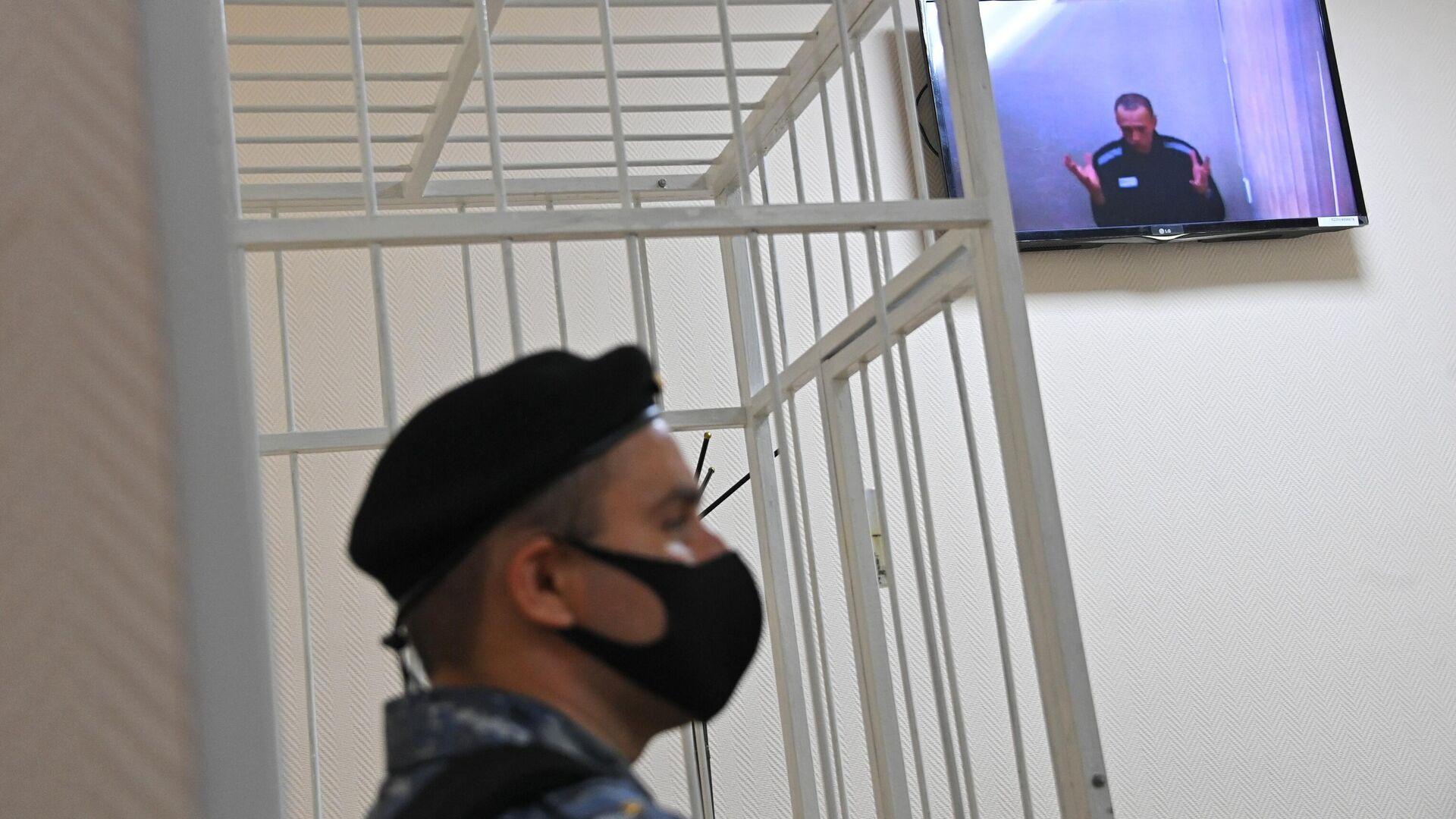Адвокат рассказал о состоянии Навального в колонии