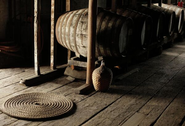 Винный завод на Мадейре