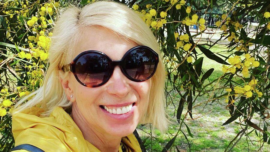 Алена Свиридова на отдыхе