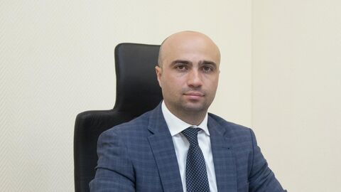 Гендиректор Единого госзаказчика в строительстве Карен Оганесян