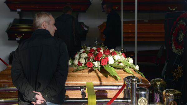 ХХI-я специализированная выставка похоронных услуг Некрополь