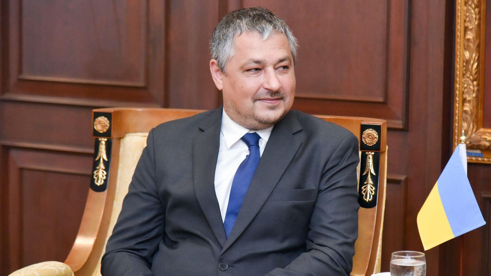Посол Украины в Таиланде Андрей Бешта - РИА Новости, 1920, 30.05.2021