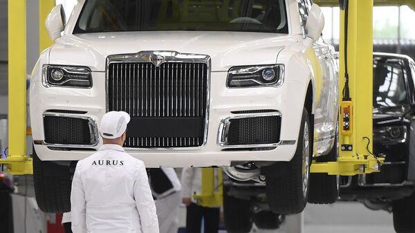 Страховщик рассчитал минимальную цену каско для автомобиля Aurus Senat