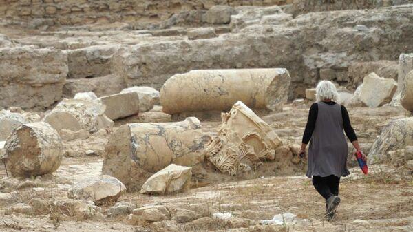 Базилика времен римского правления обнаружена в ходе работ по развитию национального парка Тель-Ашкелон в Израиле