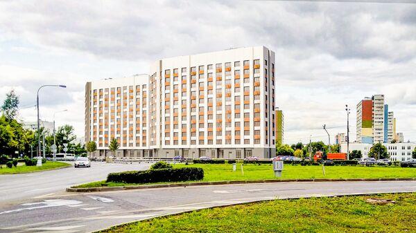 Жилой комплекс по программе реновации в Зеленограде