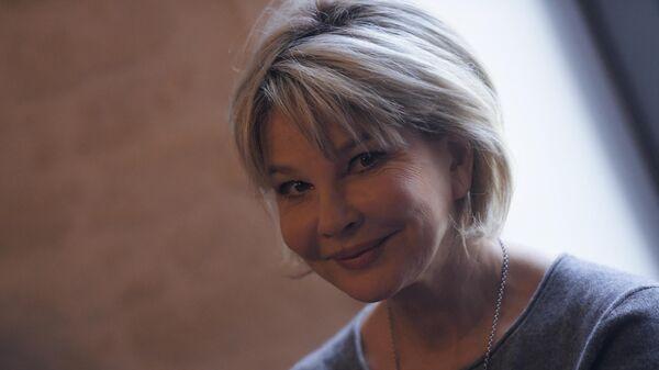 Актриса Татьяна Веденеева