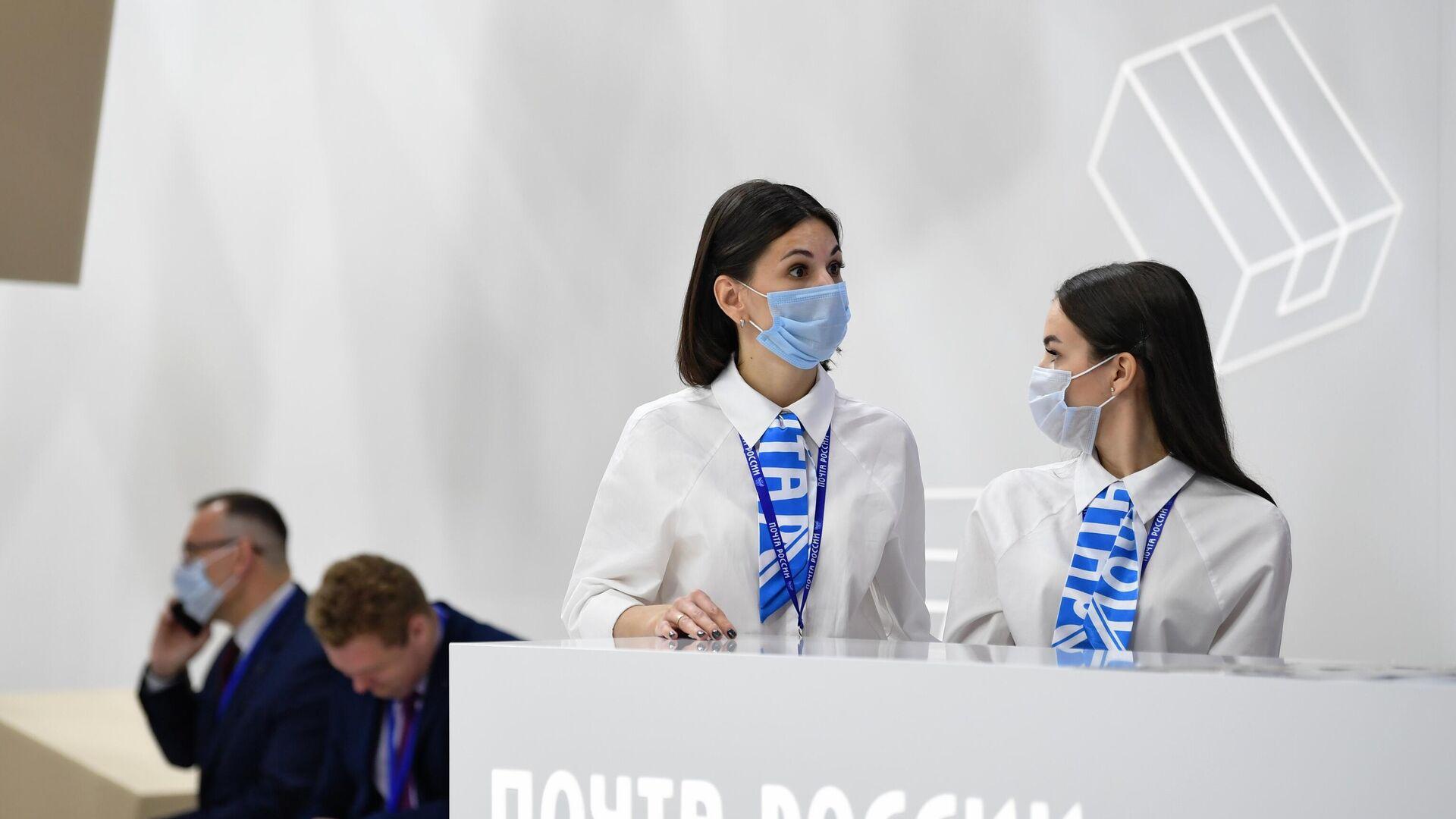 ПМЭФ-2021. Работа форума - РИА Новости, 1920, 02.06.2021