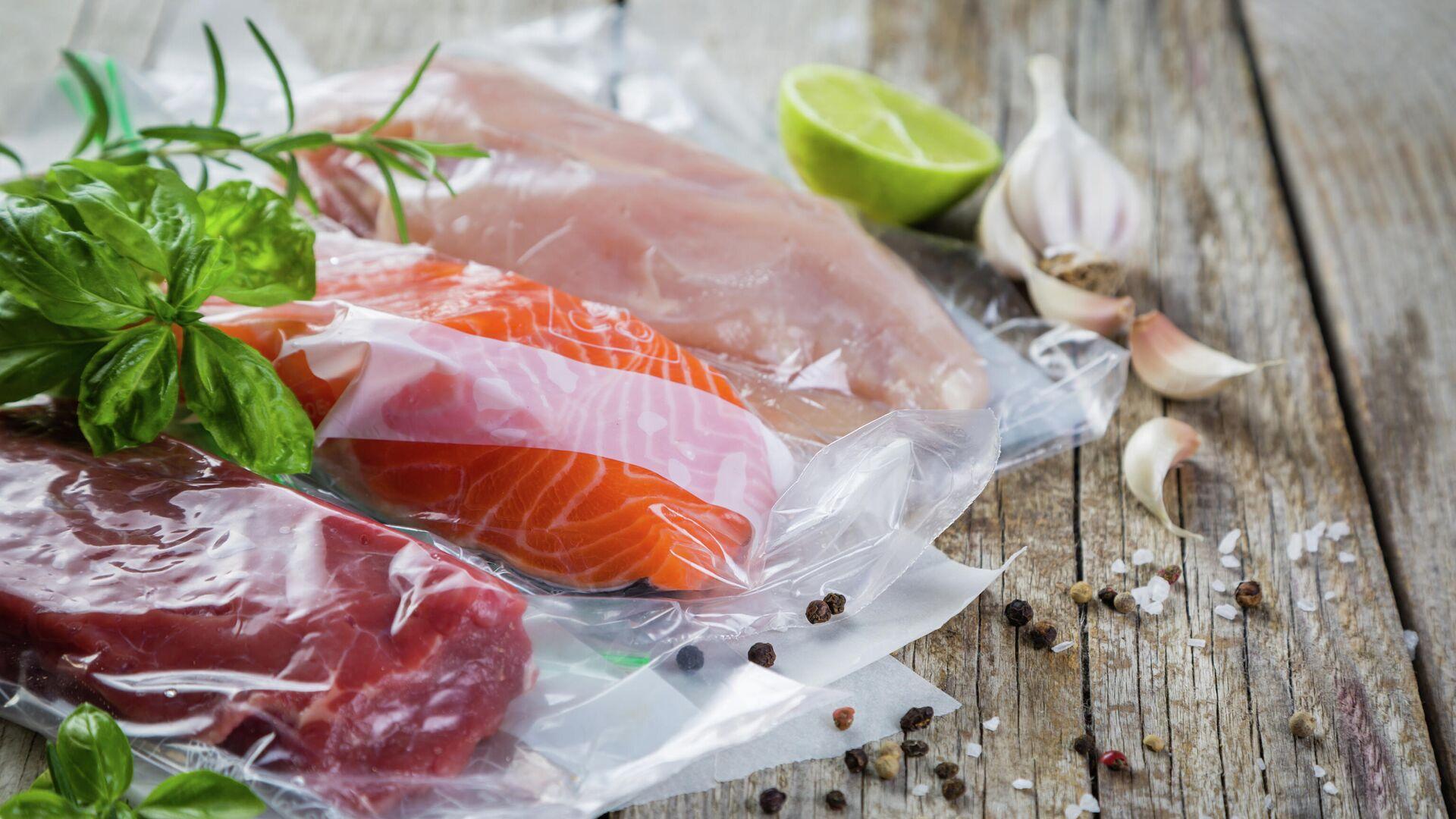 Ученые выяснили, насколько безопасна вакуумная упаковка для мяса