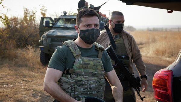 В ЛНР связали обострение обстановки в Донбассе с визитом Зеленского