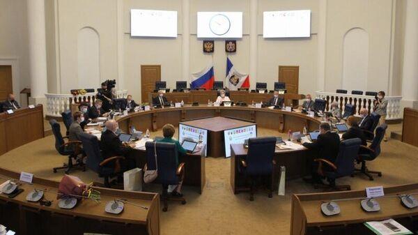 59-я Конференция Парламентской Ассоциации Северо-Запада России
