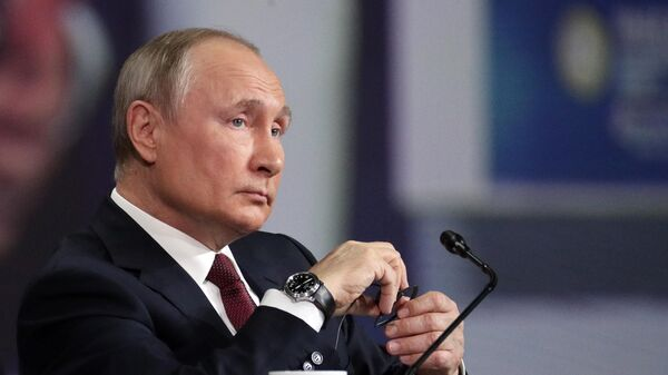 """Украинского журналиста испугал """"выстрел Путина"""" по западным политикам"""
