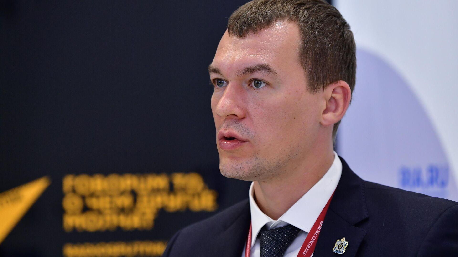 Эксперты оценили изменения в Хабаровском крае за год работы губернатора Дегтярева