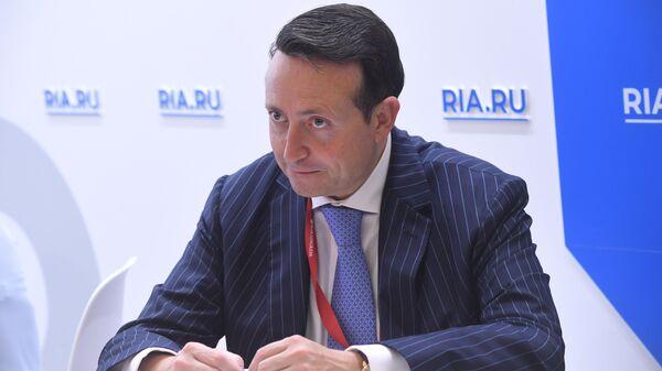 Президент Итало-Российской торговой палаты Винченцо Трани