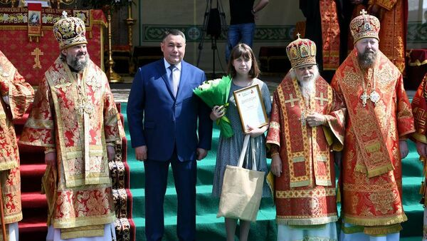 В Верхневолжье празднуют 500-летие обретения мощей Макария Калязинского