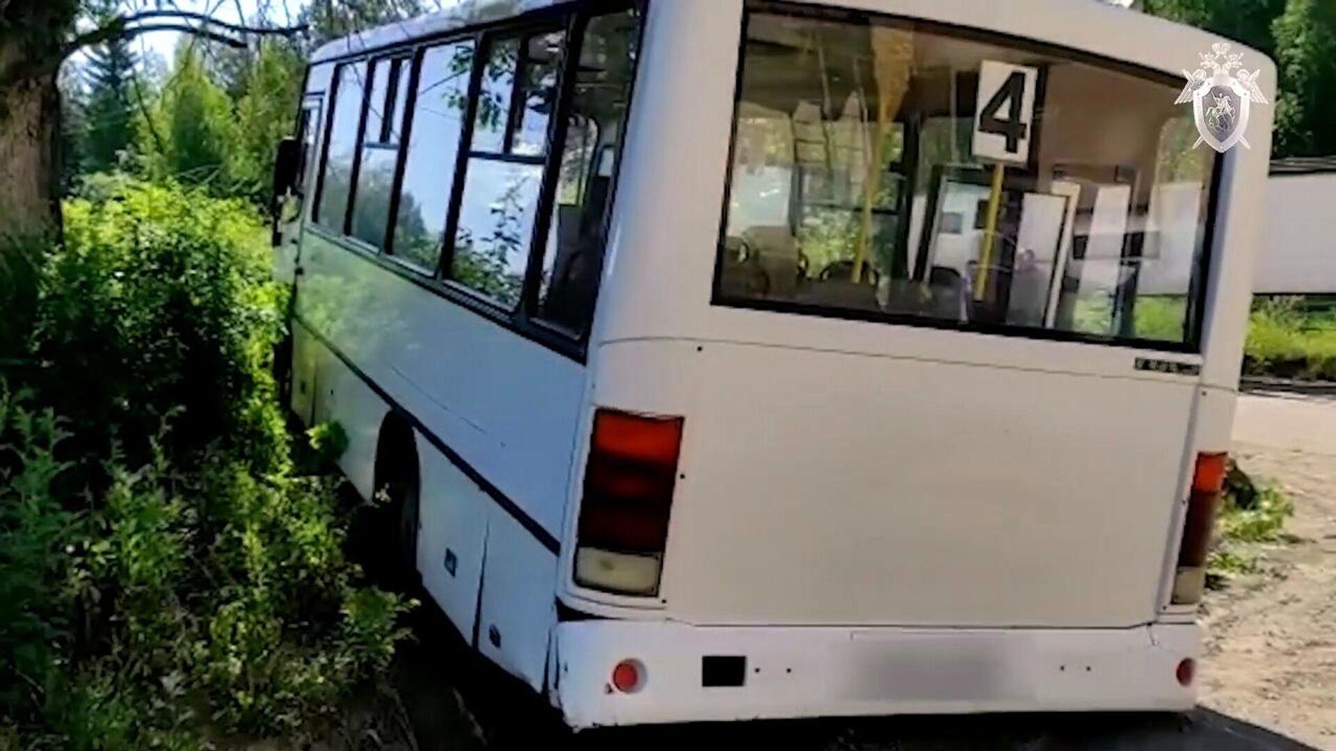 В Свердловской области задержали водителя автобуса после ДТП , в котором погибли шесть человек