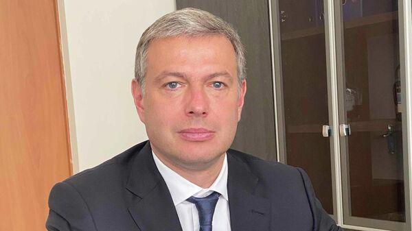 Вице-президент, директор департамента по финансированию промышленности, энергетики и ЖКХ ПСБ Александр Ушаков