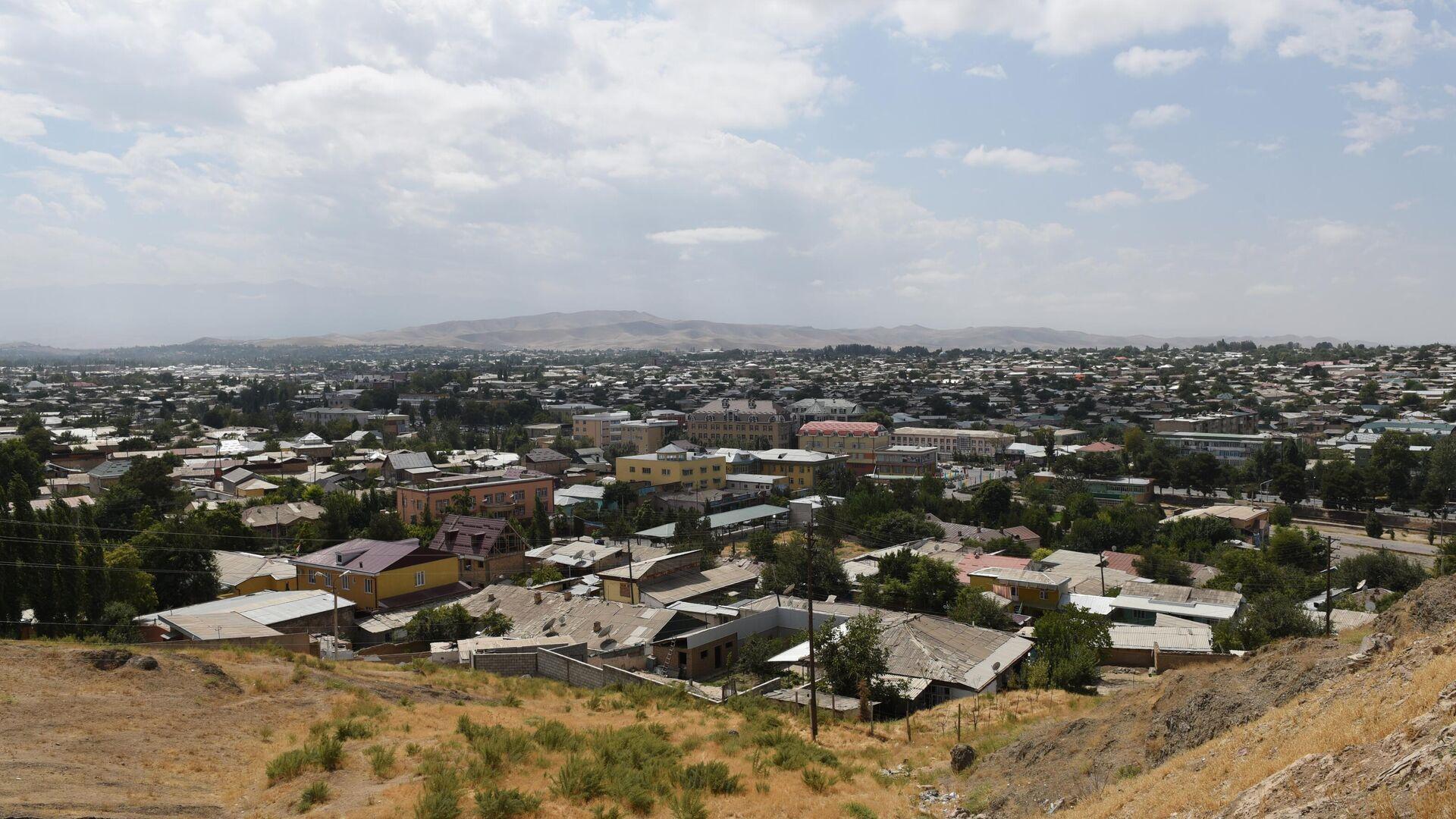 Вид на город Истаравшан в Таджикистане - РИА Новости, 1920, 05.07.2021