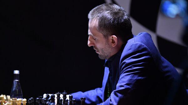 Шахматист Александр Грищук (Россия)