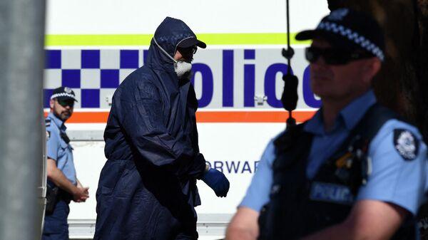 Полиция в Австралии