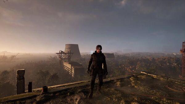 Скриншот геймплейного трейлера S.T.A.L.K.E.R. 2: Сердце Чернобыля