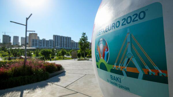 Баку в преддверии ЧЕ-2020 по футболу