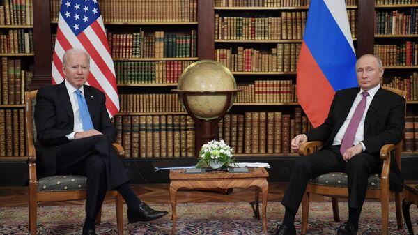 Эксперт назвал главное достижение саммита Путина и Байдена