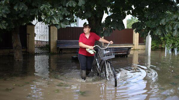 На Кубани объявили штормовое предупреждение