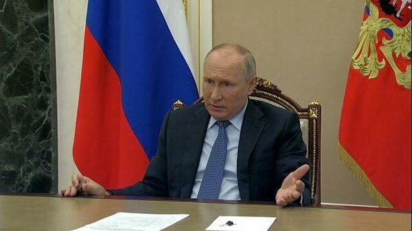Путин о киберсфере и США: Лучше объединить усилия, чем собачиться