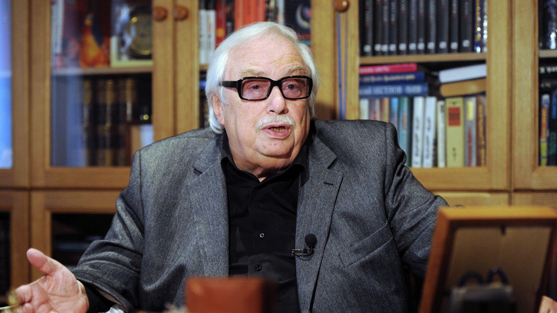 Президент Международной академии телевидения Анатолий Лысенко - РИА Новости, 1920, 20.06.2021