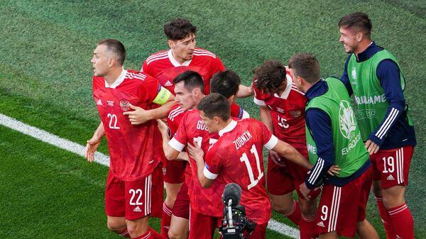 Футбол. ЧЕ-2020. Матч Финляндия - Россия