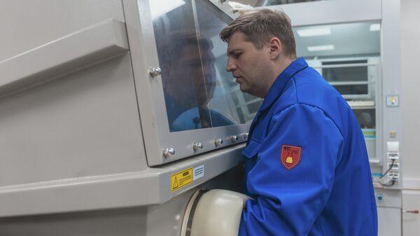 Заместитель директора Института перспективных материалов и технологий НИУ МИЭТ Алексей Дронов