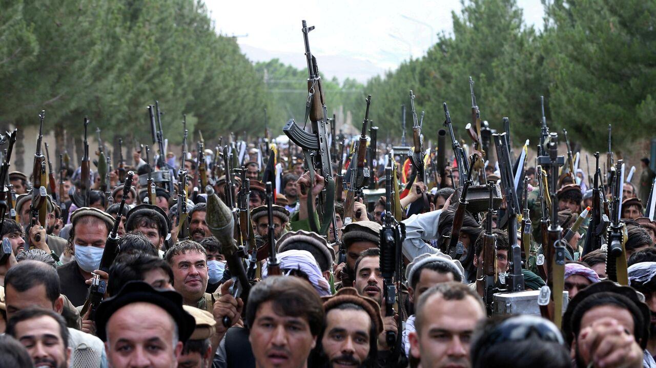 Талибы заявили о захвате главного КПП на границе с Ираном
