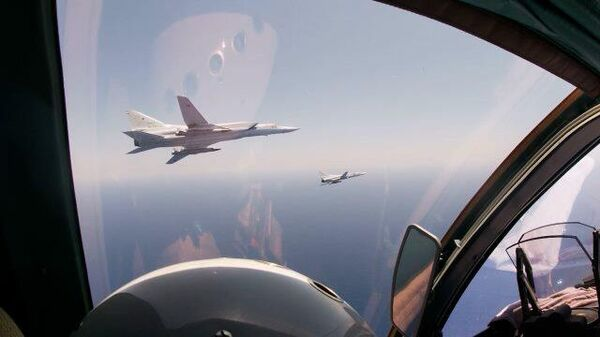 Военные учения в Средиземном море. Кадры Минобороны РФ