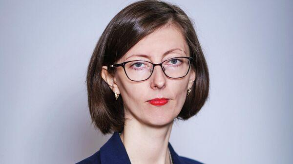 Руководитель Управления государственного надзора и регулирования в области обращения с отходами Татьяна Кузнецова