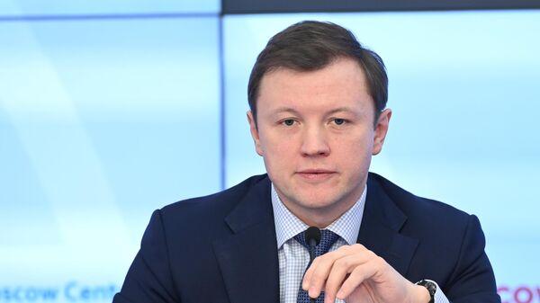 Заместитель мэра Москвы в Правительстве Москвы по вопросам экономической политики и имущественно-земельных отношений Владимир Ефимов